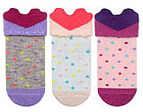 Шкарпетки для немовлят демісезонні Bross  3d, фото 2