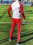 Спортивный костюм Adidas classic red, фото 6