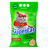 Наполнитель Супер Кет Стандарт с ароматизатором зеленый 3кг