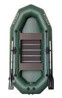 Лодка надувная Kolibri (Колибри) К-270Т + слань-коврик