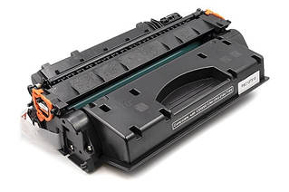 Картридж PowerPlant (PP-CE505X) HP LJ P2050, Canon MF5850dn (аналог CE505X, CRG-119II) с чипом