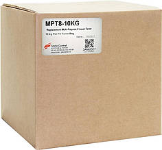 Тонер SCC (MPT8-10KG) HP LJ Universal Black 10кг