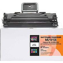 Картридж NewTone (ML1610E) Samsung ML-1610/2015 Black (аналог MLT-D119S/ML-1610D2)