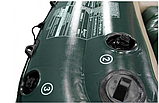 """Двомісний човен надувний Intex """"Seahawk 2 SET"""", 68347, з насосом і веслами, 236*114*37 см, фото 4"""