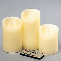 Набор свечей на батарейке (8518-001)