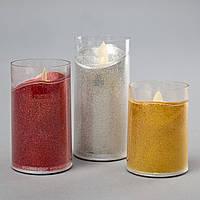 Набор свеча на батарейке (8518-005)