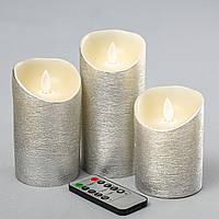 Набор свечей на батарейке (8518-004)