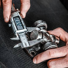 Штангенциркуль Neo Tools цифровой, 150 мм (75-011)