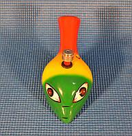 Бонг керамика инопланетянин раста