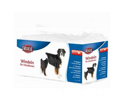 Памперси Trixie для собак, розмір XS-S 12 шт