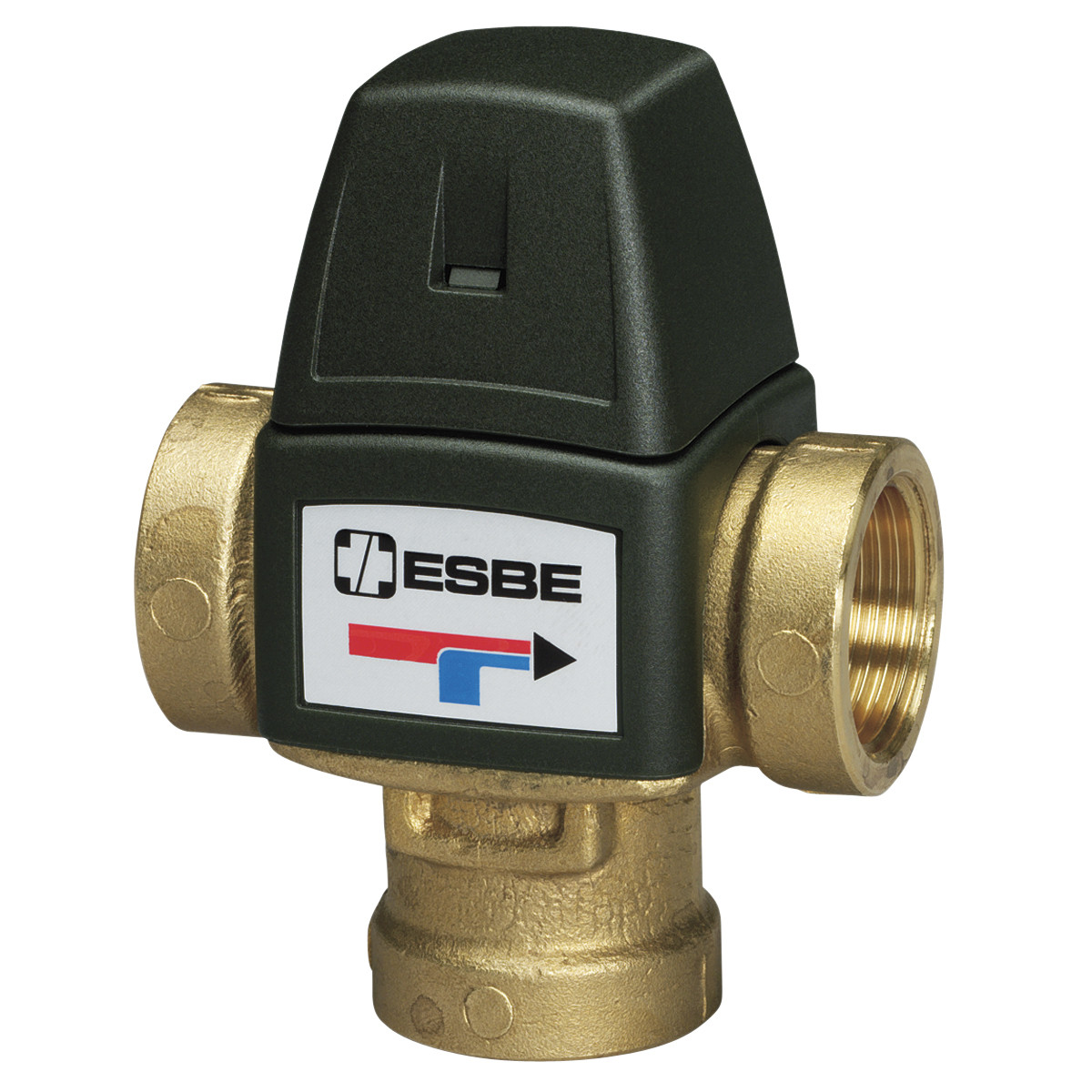 Термостатический смесительный клапан VTA321 Esbe 3/4 20-43 градуса