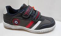 Детские спортивные туфли для мальчиков BADOXX размеры 31-36