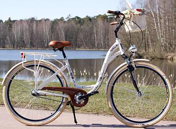Городской велосипед LAVIDA Orlando 28 Nexus 3 Alu Cream Польша