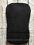 Набір для художня гімнастика подушка 4 см завтовшки для розтяжки і чохол для обруча, іменний набір, фото 2