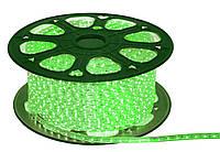 Лента SMD5050 100м GREEN 220В