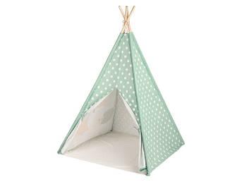 Вігвам з принтом лисичка, їжак Playtive Junior Teepee Play Tent