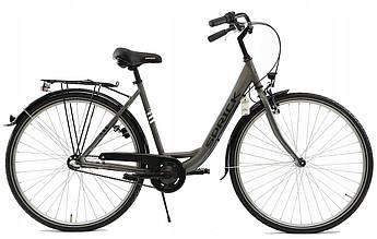 Велосипед SPRICK 28 Nexus 3 сірий Німеччина