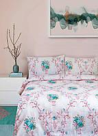 Постільна білизна Lotus Ranforce - Flavor рожевий полуторна