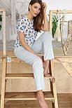 Женская трикотажная  пижама Джойс-1, фото 5