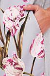 Тюльпан платье прямого силуэта  Матильда-Б д/р, фото 5