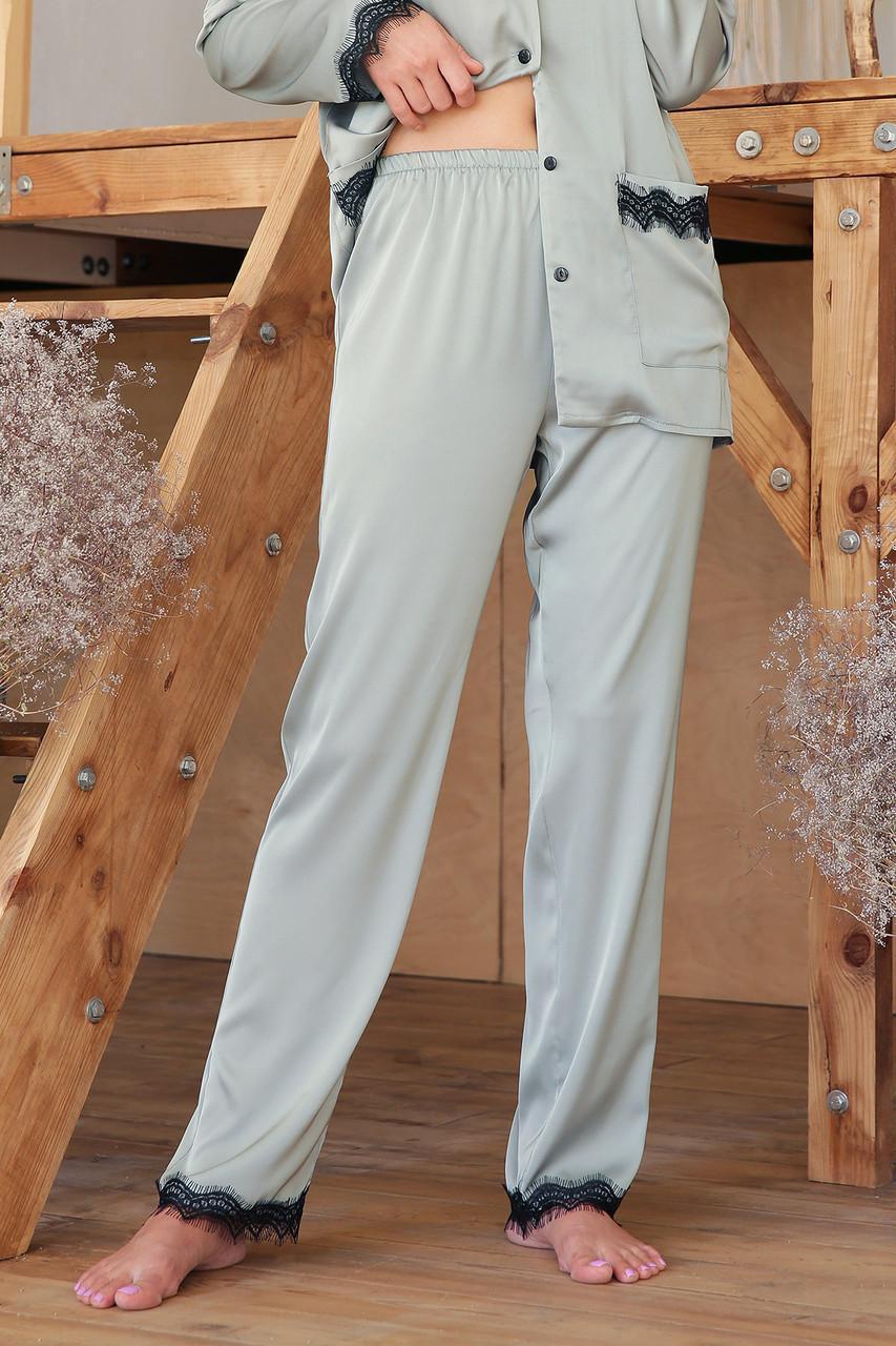 Шовкові домашні штани Долорес