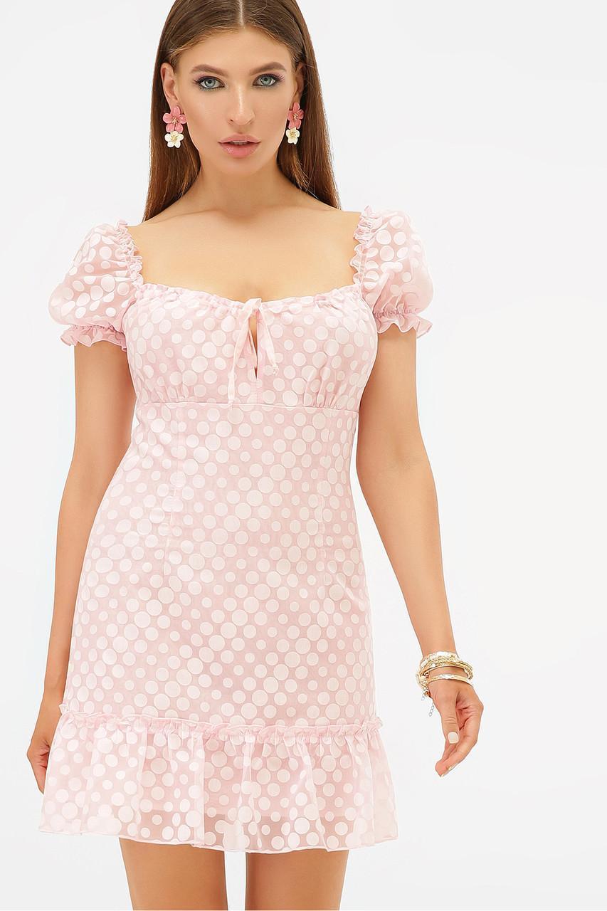 Літній коротке плаття Даина к/р