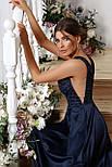 Вечернее длинное  платье Мэйси б/р, фото 4
