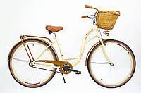 Велосипед VANESSA 28 crem Польща