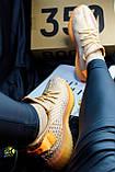 Adidas Yeezy Boost 350 Clay (коричнево-оранжевые), фото 5