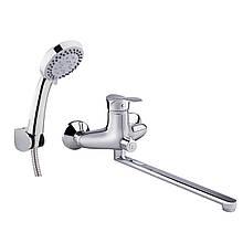 Смеситель для ванны Qtap Eris СRM 005 New
