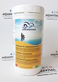 Хімія для басейну кисень гранульований Chemoform 1 кг