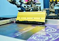 Шелкография, шелкотрафаретная печать