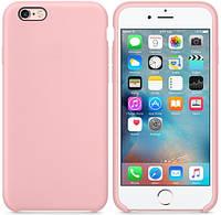 Чехол Silicone Case iPhone 6 plus, iPhone 6S Plus OR Pink