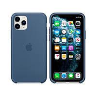 Чехол Silicone Case для iPhone 11 Pro OR Alaskan Blue