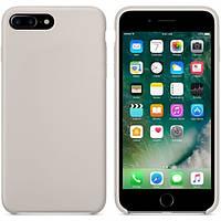 Чехол Silicone Case для iPhone 7 Plus, iPhone 8 Plus OR Stone