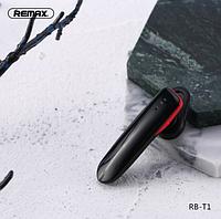 Bluetooth гарнитура наушник REMAX RB-T1 черная