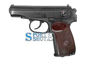 Пистолет пневматический МР-654к 32-й серии с бакелитовой рукоятью