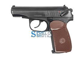 Пистолет пневматический МР-654к