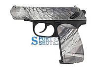 Пистолет пневматический МР-654к Камуфляж, фото 1