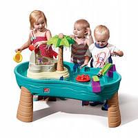 Дитячий водна пісочниця-стіл Splish Splash Seas