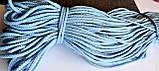 Полиэфирный шнур с сердечником 5мм №19 Небесный, фото 2