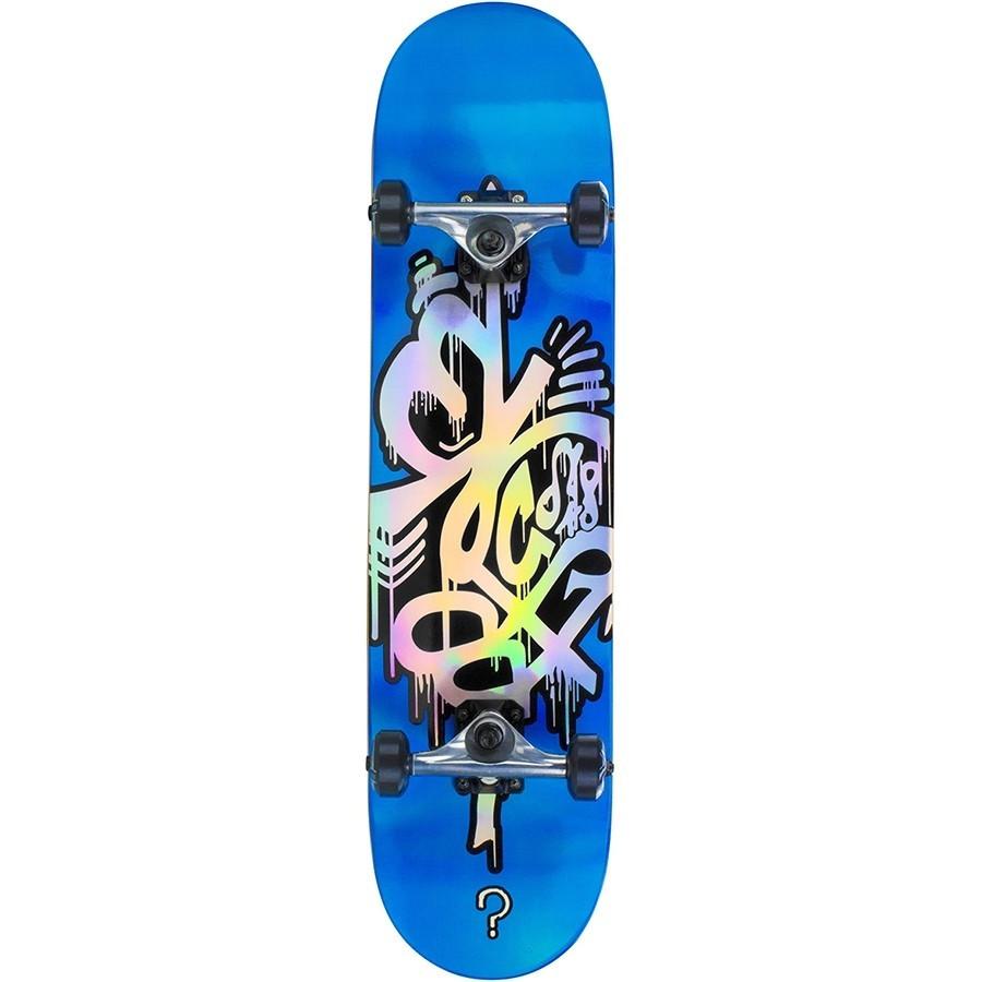 Скейт для трюков Enuff Hologram Blue (alt457)