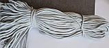 Полиэфирный шнур с сердечником 5мм №17 Светло-серый, фото 2