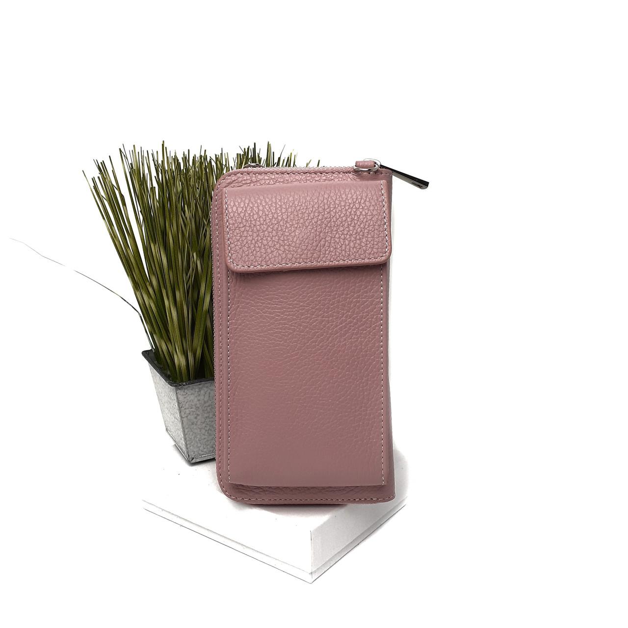 Сумка-гаманець на плече Арт.1011 ( BB) V. P. Італія
