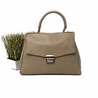 Класична ділова жіноча шкіряна сумка Арт.3179 ( BB) V. P. Італія, фото 1