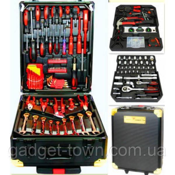 Набор инструментов ZPX ZX-3990 чемодан Большой набор из 399 предметов