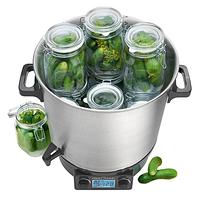 Медленноварка - Аппарат для горячих напитков / консервации PROFI COOK PC-EKA 1066