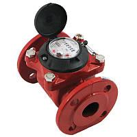 Турбинный счетчик горячей воды Apator Powogaz MWN 130-200 (Ду200)