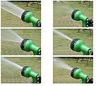 Шланг для полива X HOSE 15 м с распылителем, садовый шланг, поливочный шланг для сада AVE, фото 4