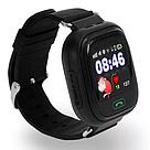 Смарт-годинник дитячі UWatch Q90 GPS контроль дзвінки повідомлення SOS Wi-Fi, фото 3